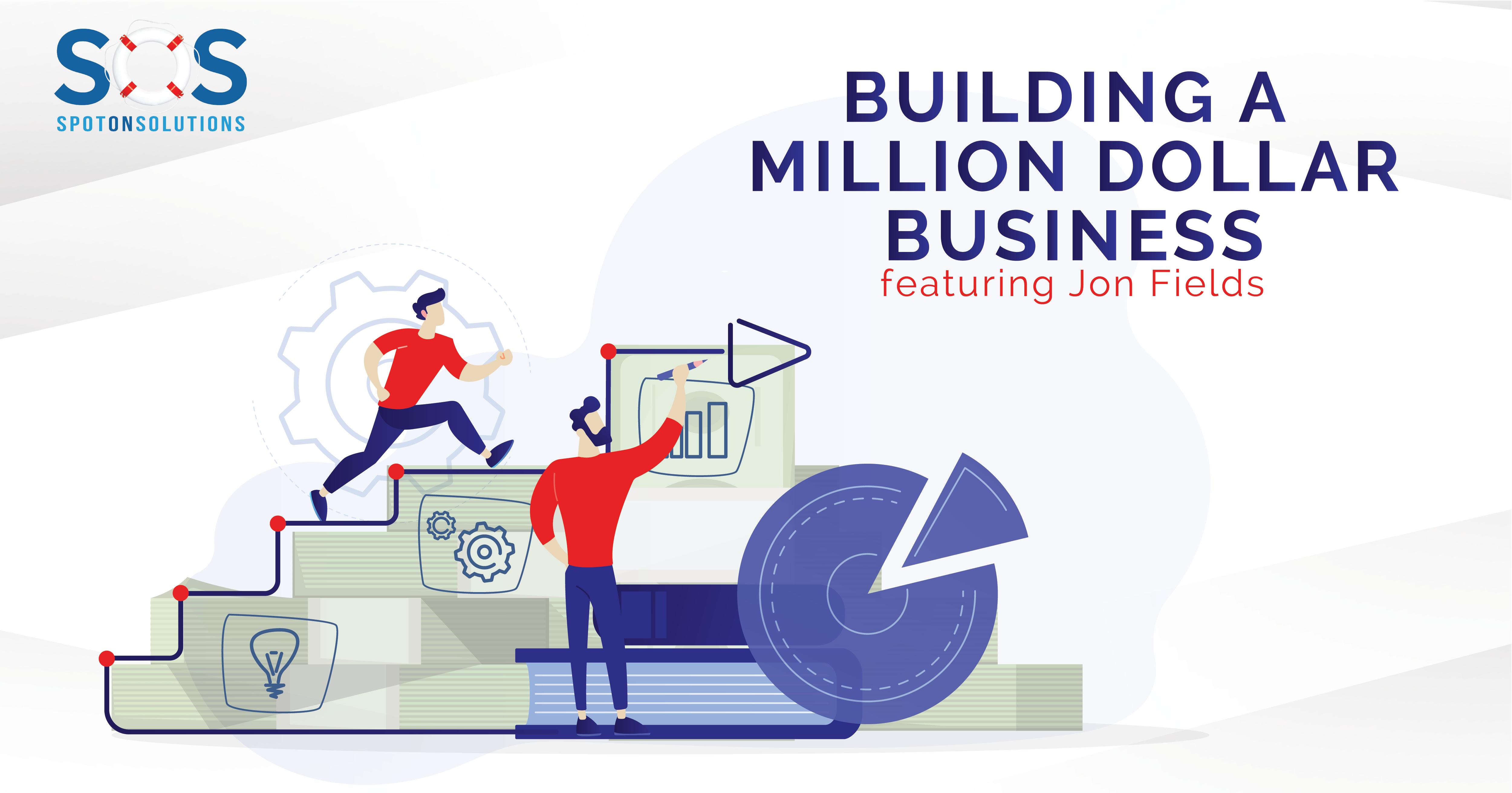 million dollar business, company culture, business acumen
